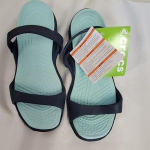 Crocs Cleo Sandals with straps
